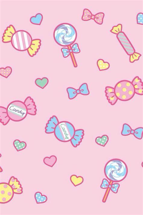 little space wallpaper kawaii candy wallpaper wallpapersafari