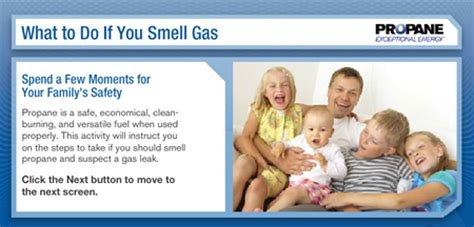 What To Do If You Smell Gas In Your House by About Al S Gas Company Propane Safety