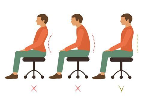 postura corretta da seduti postura corretta consigli pratici da seguire