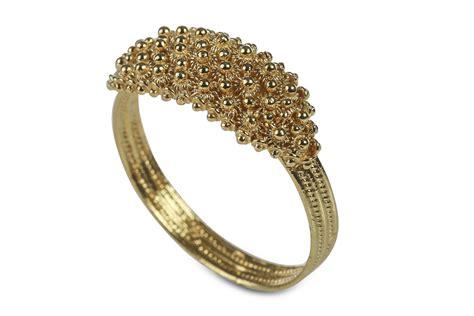 traditional sardinian three band gold wedding ring band