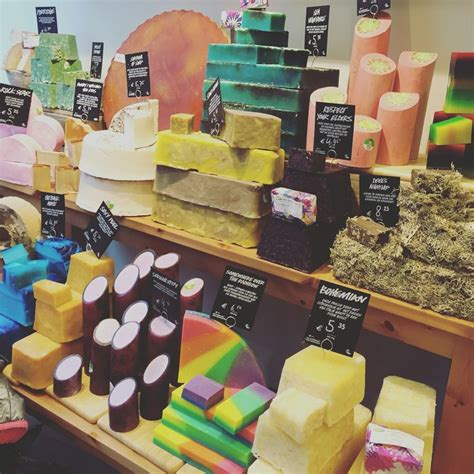 Lush Handmade Soaps - best 25 lush soap ideas on lush bath bombs