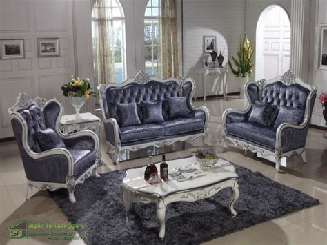 Furniture Sofa Terbaru set kursi tamu klasik modern suplier furniture jepara