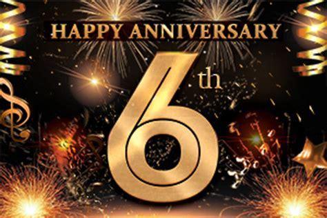 Happy 6th Anniversary   The Potters House Church Preston
