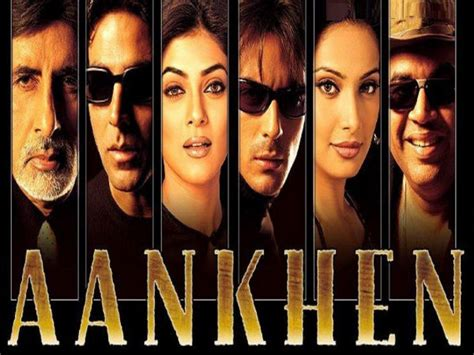 biography of movie aankhen happy new year and other bollywood heist films filmibeat