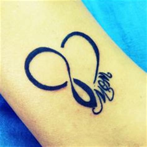 tattoo infinity dad my infinity tattoo cause i love my mom and dad tattoo