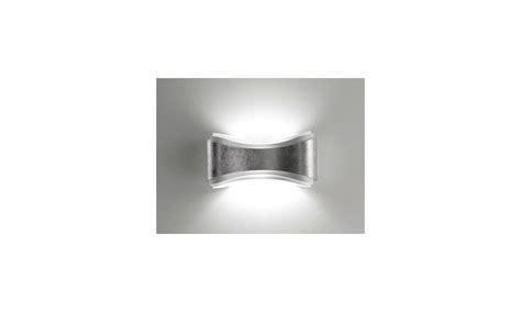 selene illuminazione selene illuminazione applique led serie ionica in acciaio