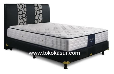 Kasur Bed Emerald bed matras promo medium