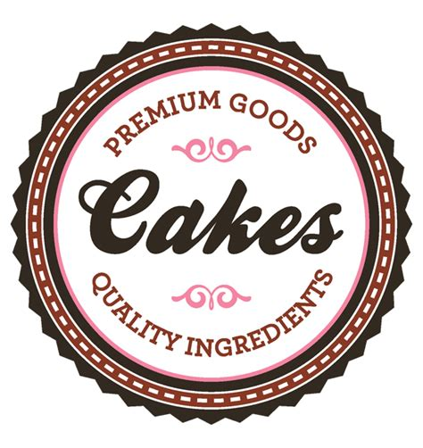 design logo label free vector bakery logos and label vector graphic