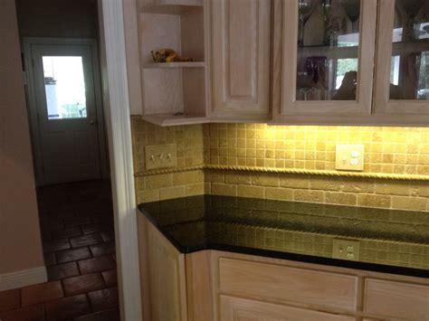 noce travertine tile backsplash images
