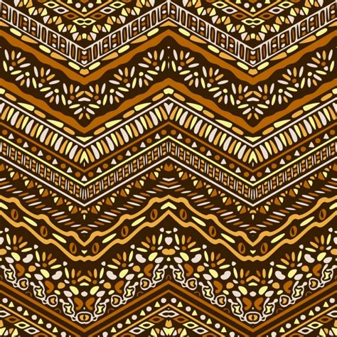 african pattern ai nice pattern with ethnic ornaments vector free download
