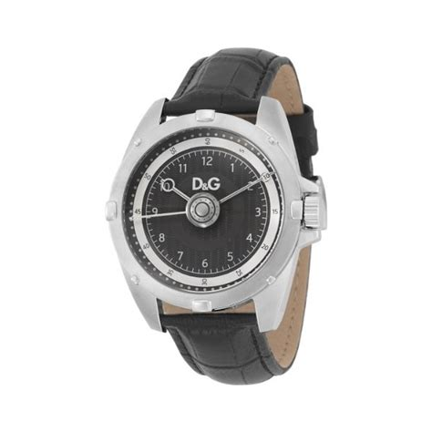 dolce and gabbana chalet black mens dw0606