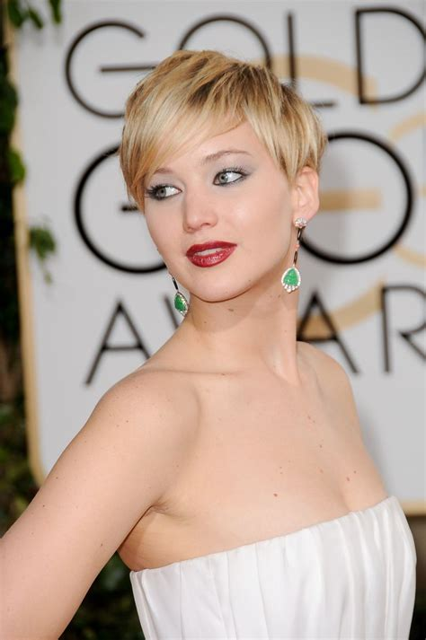 pin jennifer lawrence haircut 2014 short on pinterest jennifer lawrence awards season 2014 pinterest