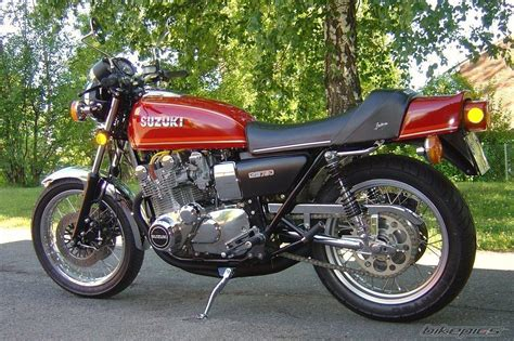 1977 Suzuki Gs750 Bikepics 1977 Suzuki Gs 750