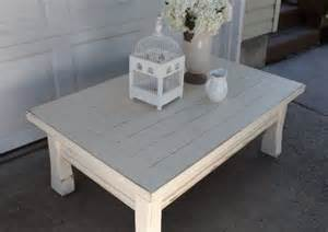 white shabby chic coffee table unique coffee tables