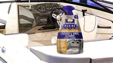 best boat leather cleaner clean and condition boat leather and vinyl