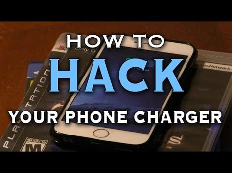 my phone charger stopped working how to hack a wireless phone charger out of anything