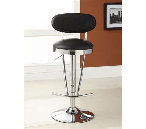 Tabouret De Bar Noir 1631 by Jackson Tabouret De Bar Noir Noname Pickture