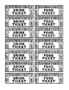 staples printable tickets template raffle ticket template printable