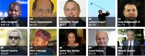 the richest in africa list forbes 20 osa s eye opinions views on nigeria