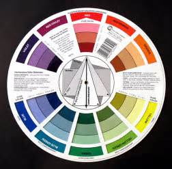 artist color wheel the educated palette excerpt the artist s road