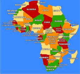 africa map just countries africa map files provided travel boardgamegeek