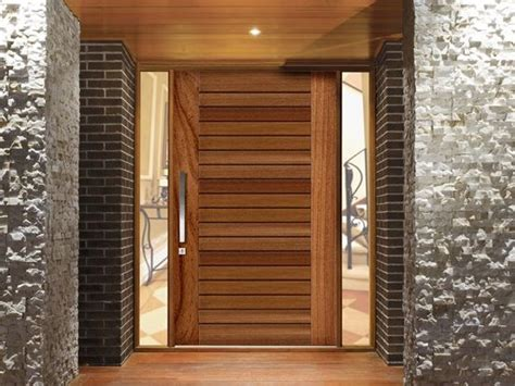 Timber Exterior Doors Best 25 Entrance Doors Ideas On Pinterest Asian Front Doors Door Design And Modern