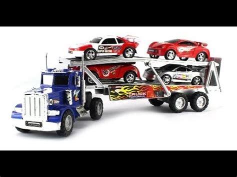 Camion Porte Voiture Jouet by Jouets Camions De Remorques Jouets Pour Enfants Camion