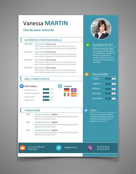 Best Resume Creator Sites by Cv Original Cv 42 Maxi Cv