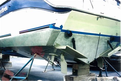fiberglass boat hull extension exhaust q extension the hull truth boating and