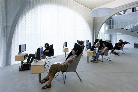 art design university japan toyo ito s tama art university library in tokyo yellowtrace