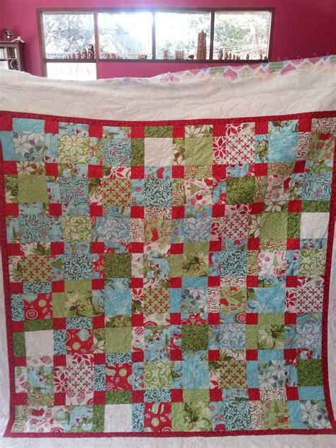 Split Nine Patch Quilt Pattern by Split Nine Patch Quilt Version Free Software