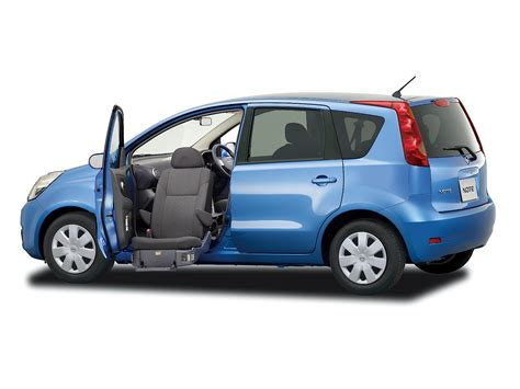 nissan note nissan note specs 2008 2009 2010 2011 2012