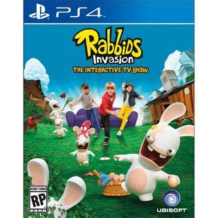 ubisoft rabbids for playstation 4 ps4
