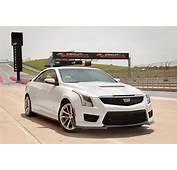 2016 Cadillac ATS V Review  YouTube