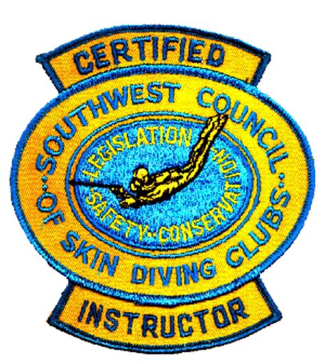 The Story Of The Southwest Council Of Diving Clubs And The