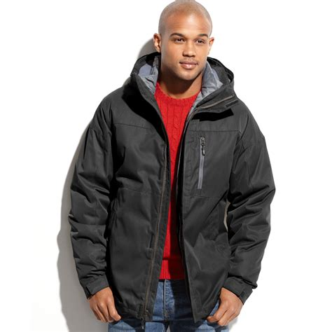Givenchy 3in1 weatherproof 32 degrees coat twill tech midweight 3in1