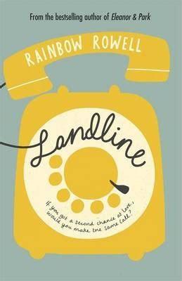 libro landline landline rainbow rowell 9781409152118