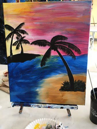 paint nite ft myers painting with a twist tourist attraction 9901 gulf
