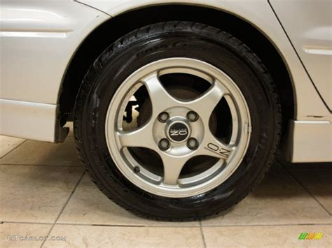 oz rally wheels 2003 mitsubishi lancer oz rally wheel photo 56093063