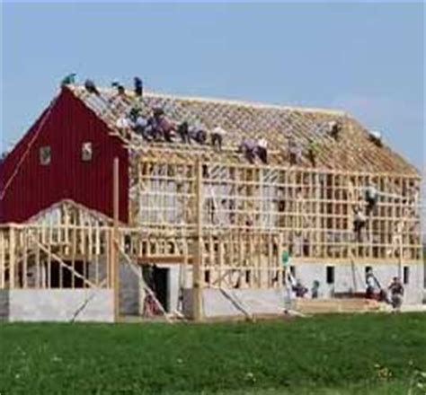 amish built pole barns pole building comparisons archives hansen buildings