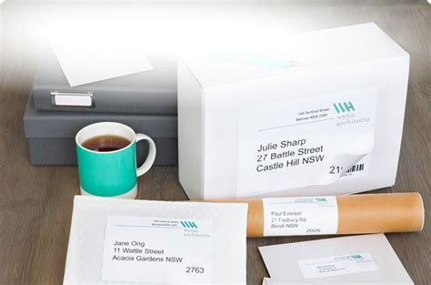 office products stationery labels business cards