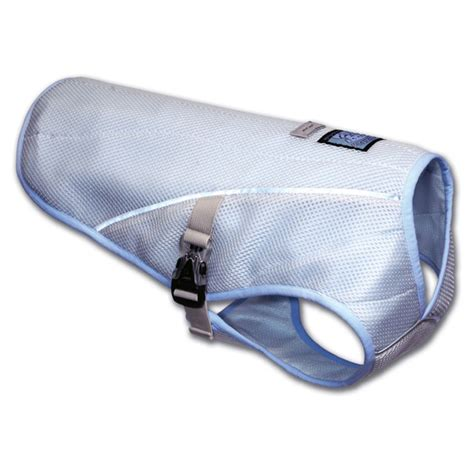 cooling vest for dogs sw cooler cooling vest by ruffwear blue at baxterboo