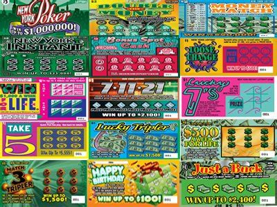 Free Instant Win Scratch Tickets - expected payout for new york scratch tickets business