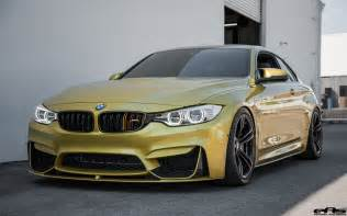 Bmw M4 Yellow Yellow Bmw M4 Build With A Clean Aftermarket Look