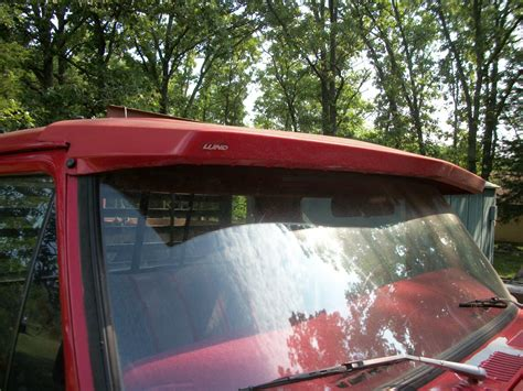 Visor Windshield 250 F1 pics of exterior sun visors ford truck enthusiasts forums