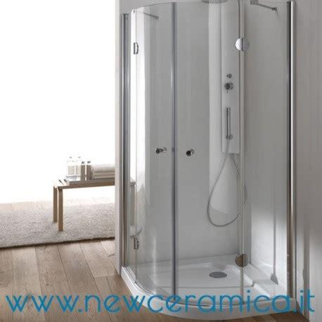 ferbox cabine doccia box doccia semicircolare hawa con ante battente ferbox