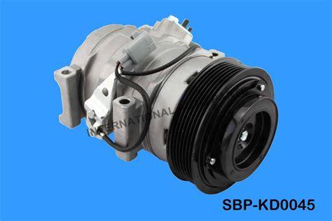 toyota hiace air conditioner compressor diesel 2005 2014 ebay