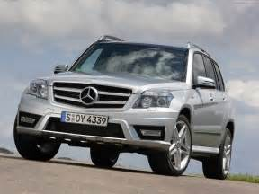 Mercedes Suv 4matic Mercedes Glk 220 Cdi And Glk 250 Cdi 4matic