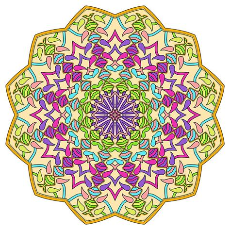 mandala coloring book for adults volume 3 by celeste albrecht mandala coloring pages sler volume3 11 mandala