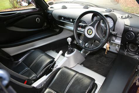 Lotus Interior by 2004 Lotus Elise Interior Pictures Cargurus